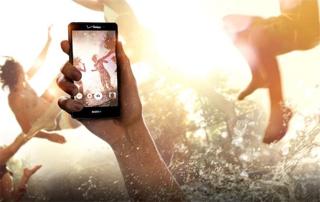 Sony Xperia Z4V-3