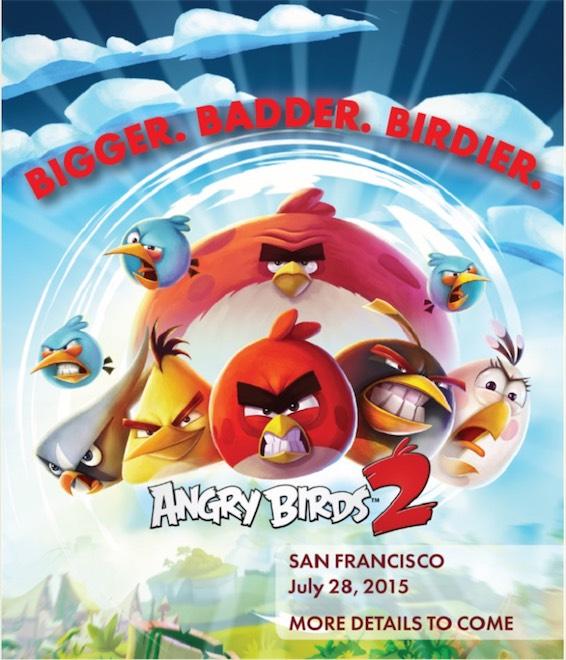 angy birds 2