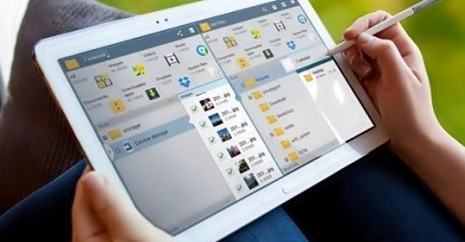 Samsung, 18.4 inç tablet hazırlığında!