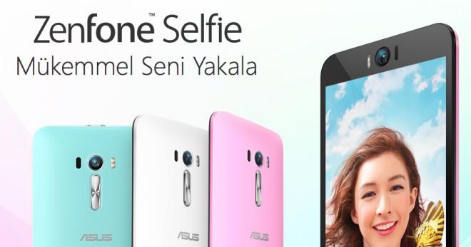 Zenfone Selfie Ön