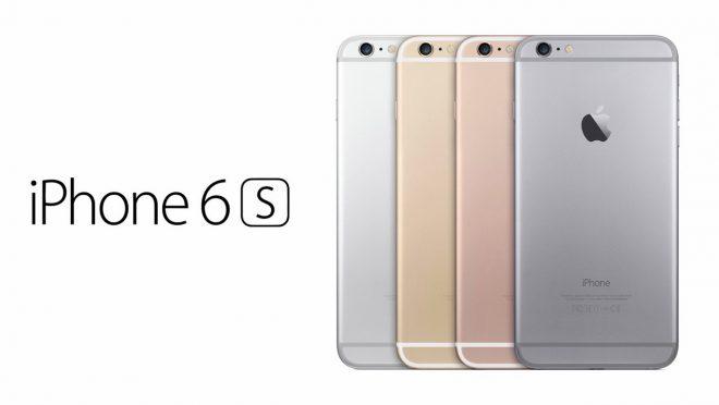 iphone 6s renkleri
