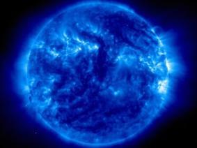 mavi güneş