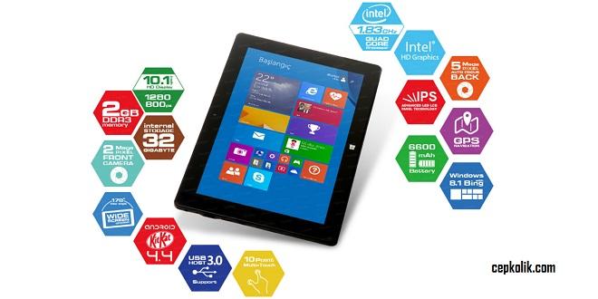 Dark EvoPad I1045K 10.1