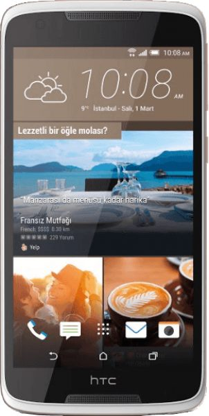 BlackBerry Priv ve HTC Desire 828 karşılaştırması