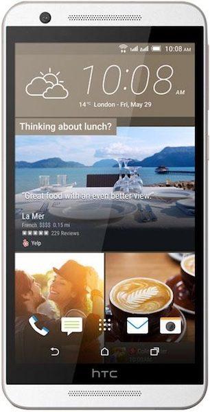 HTC One (M8) ve HTC One E9s karşılaştırması