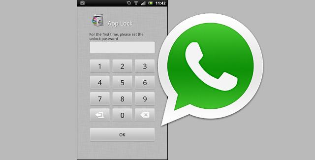 WhatsApp Şifre