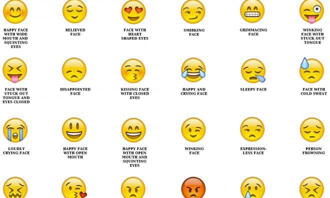 İngiliz Eğitim Devi Oxford Yılın Kelimesini Emoji Den
