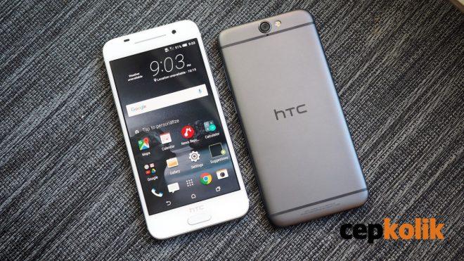 htc one a9 tasarım