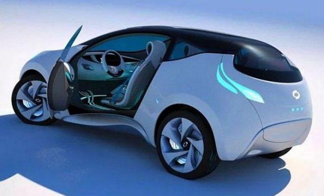 Samsungdan Sürücüsüz Otomobil
