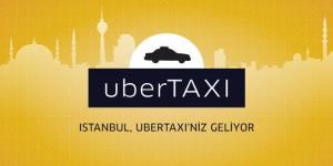 UberTaksi geliyor