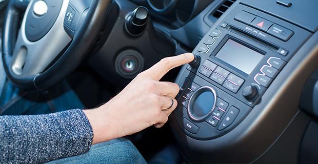 araba radyosu