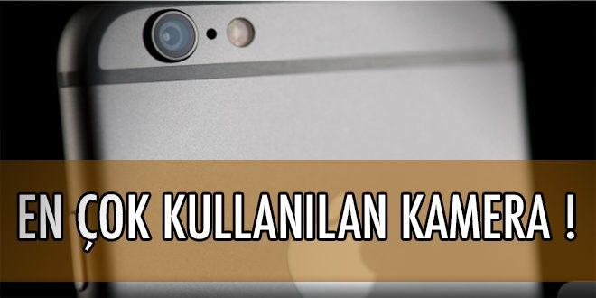 iPhone, Nikon ve Canon'u Geçti !