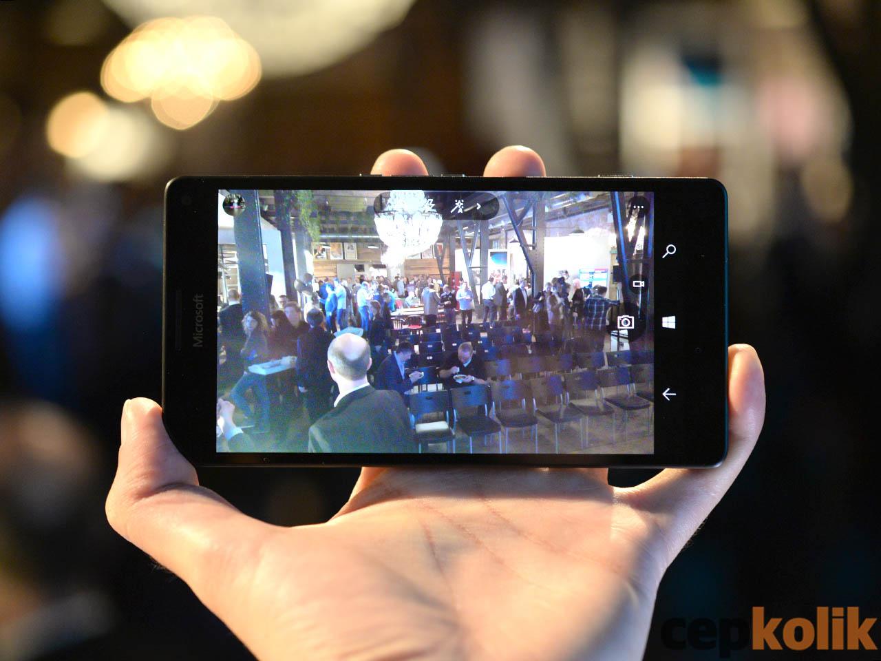 lumia 950 xl kamera