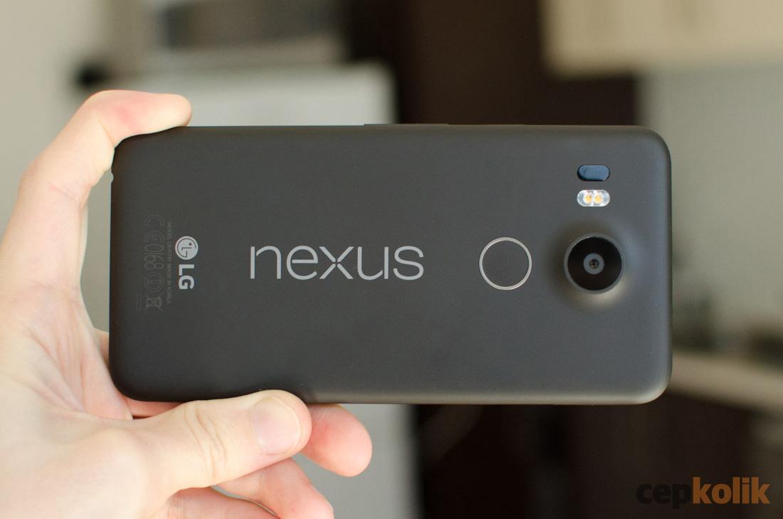 nexus 5x kamera