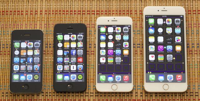 Iphone serisi