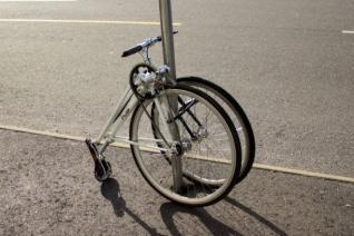 Standart Katlanabilir Bisiklet- FUBi fixie!