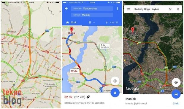 google-maps a