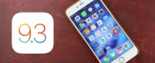 Eski iPhone Kullanıcıları iOS 9.3'e Dikkat!