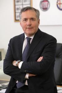 Fiat'ın CEO'su Sergio Marchionne