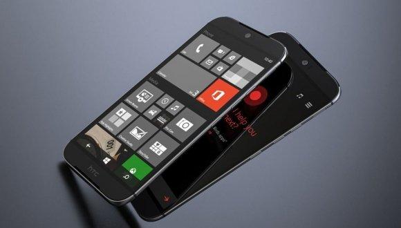 HTC M10 Windows ile Gelecek mi?