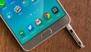 Samsung Galaxy Note 5 Marshmallow Güncellmesi