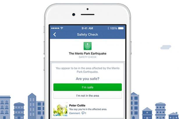 facebook Güvenlik Durumu Kontrolü
