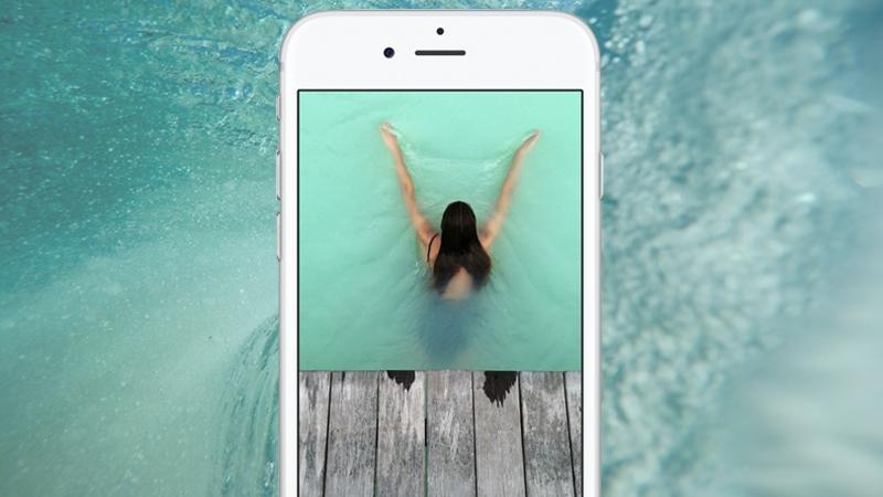 Как сделать живое фото на айфон 6
