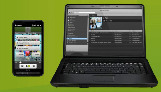 spotify-windows-mobile