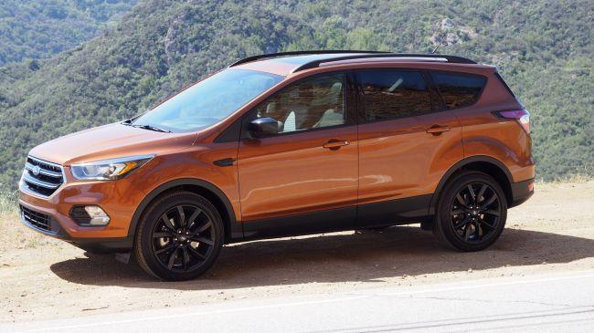 2017 Ford Escape (Kuga) Uygun Fiyatla Geliyor - Cepkolik.com