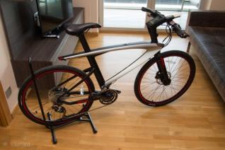 4 GB RAM'li Akıllı Bisiklet!