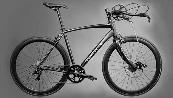 Elle sürülen bisikler: TwiCycle