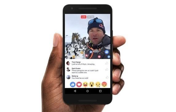 Facebook, Videolardaki Yüzleri de Tanıyacak2