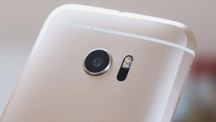 HTC-10 kamera