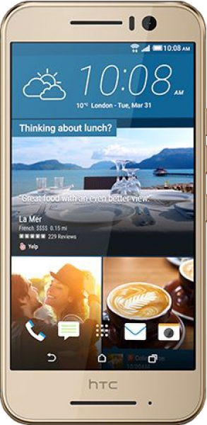Apple iPhone 5 ve HTC One S9 karşılaştırması