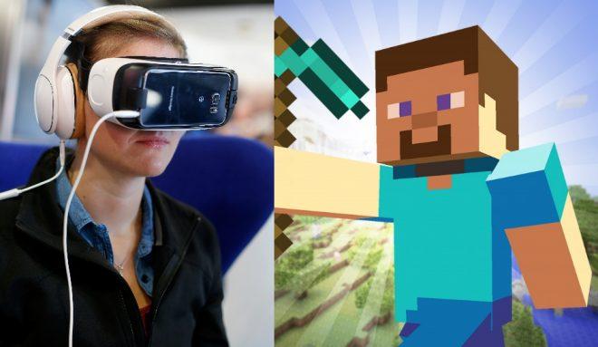 Minecraft-VR-Gear