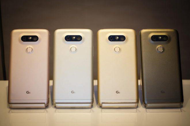 lg g5 inceleme renkler