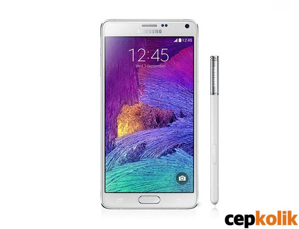 note 4 nisan