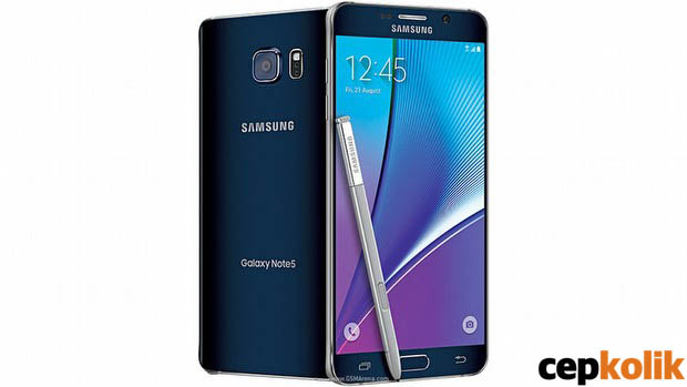 note 5 nisan
