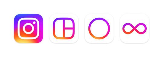 istagram yeni icon