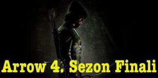 Arrow 4. Sezon 23. Bölüm fragmanı