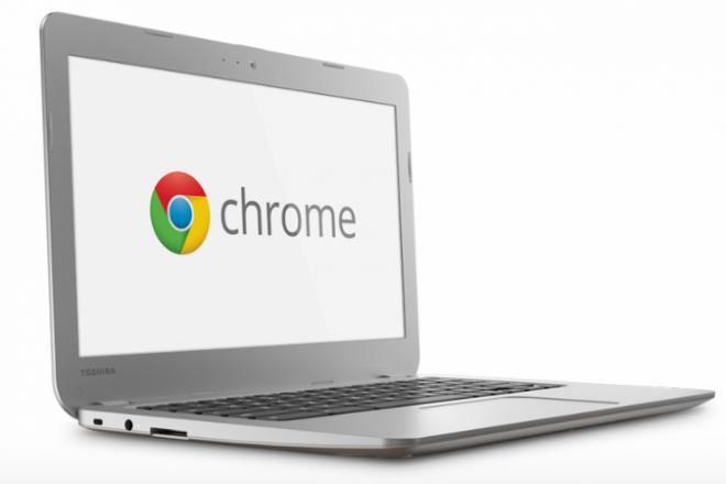 Chromebook, Mac'i Geçti!