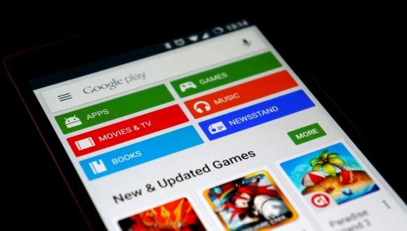 Google Play Store 6.7 Yayınlandı