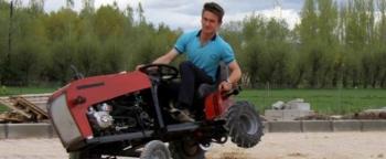 Liseliden Uzaktan Kumandalı Traktör
