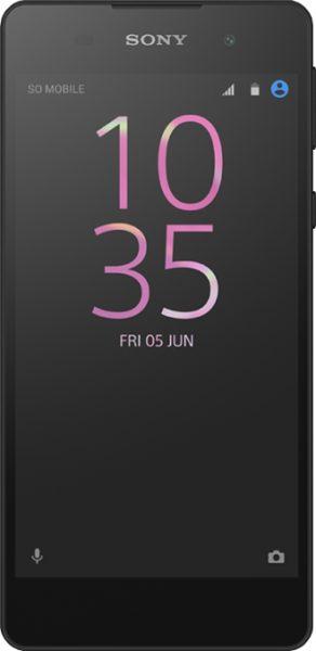 Xiaomi Redmi Note 5 ve Sony Xperia E5 karşılaştırması