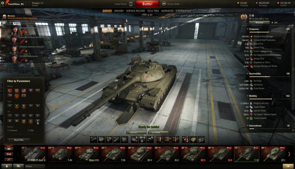 World of Tanks 9.15 Güncellemesi2