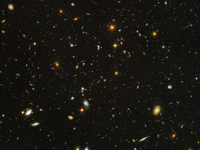 hubble galaksiler