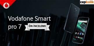 vodafone smart pro 7 ön inceleme