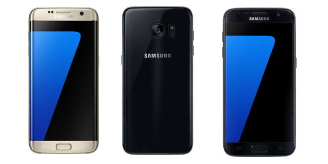 Galaxy S7 ve S7 edge için Güncelleme Geldi!