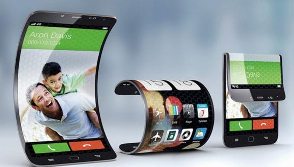 Samsung Katlanabilir Telefon ile Geliyor