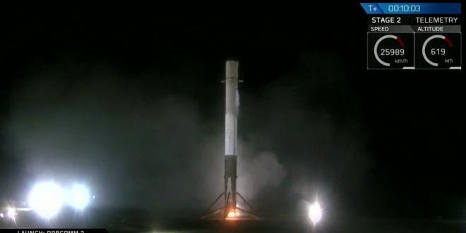 SpaceX Başarısız Oldu!